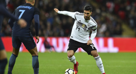 Emre Can laut Klopp bis Saisonende verletzt! WM Teilnahme in Gefahr?