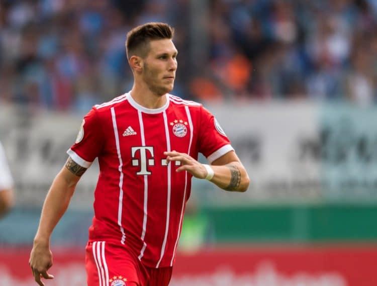 Niklas Süle kehrt nach seinem Wechsel von Hoffenheim zum FC Bayern auch wieder in den Kader der Nationalmannschaft zurück. / AFP PHOTO / ROBERT MICHAEL /