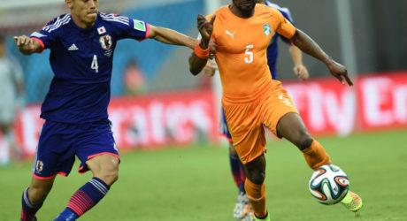 Japan löst das Ticket für Russland