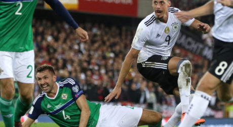 Fussball heute Abend: WM-Qualifikation Europa: Gruppen C, E, F