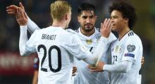 Aktuelle Weltrangliste Oktober 2017 – Deutschland Nr.1