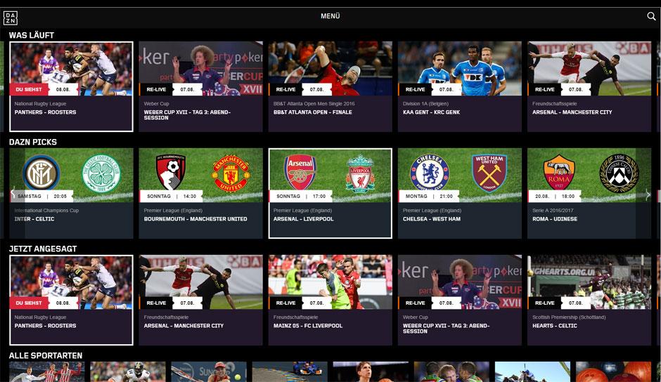 champions league live stream heute