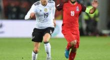 Spielbericht: WM-Quali Gruppe C – Deutschland – Aserbaidschan 5:1