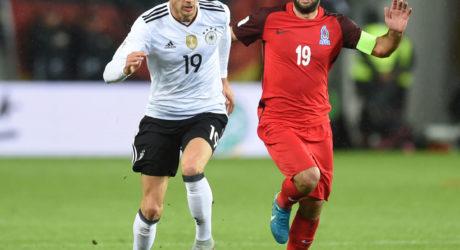 Länderspiel Liveticker heute Abend: Deutschland gegen Aserbaidschan 5:1