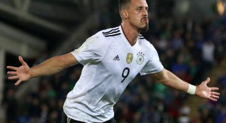 Nationalspieler Sandro Wagner tritt zurück