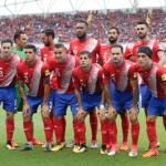 Fußballnationalmannschaft von Costa Rica
