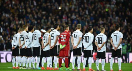 Spielbericht: Freundschaftsspiel England – Deutschland
