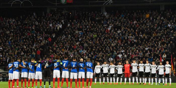 Spielbericht: Freundschaftsspiel Deutschland – Frankreich 2:2
