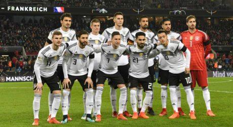 Liveticker Länderspiel heute Deutschland gegen Frankreich & ARD Livestream