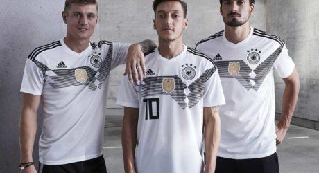 Wie sieht das neue Deutschland Trikot für die WM 2018 aus?