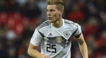 Kreuzbandriss: WM Aus für Halstenberg!