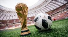 Telstar 18 – der neue WM 2018 Spielball