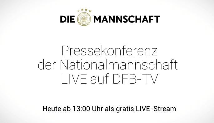 live stream länderspiel deutschland