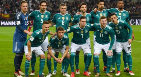 Spielbericht: Deutschland – Spanien 1:1