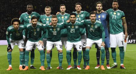 Spielbericht: Deutschland – Brasilien 0:1