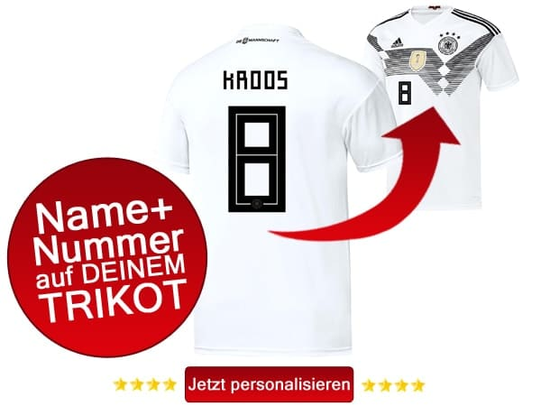 Jetzt das neue DFB Trikot kaufen!