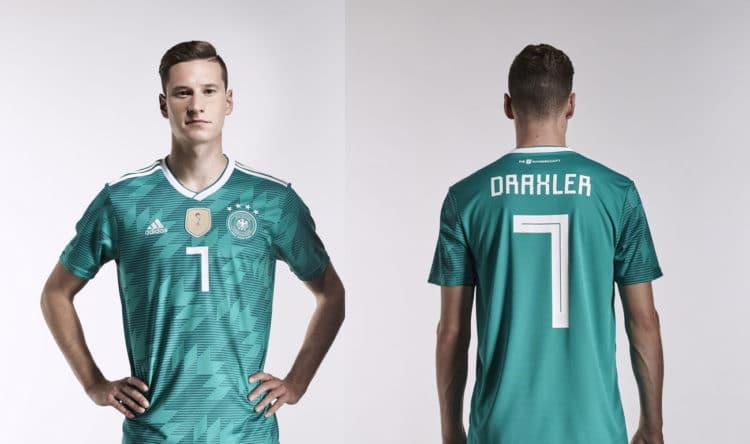 Wie Sieht Das Neue Deutschland Away 2018 Trikot Aus