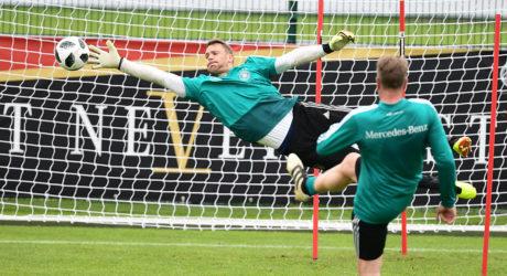 Testspiele Gestern: Härtetest für Neuer gegen U-20 – Freundschaftsspiele International