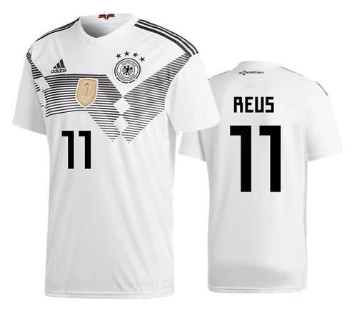 Marco Reus trägt die Nummer 11 auf dem DFB-Trikot! Wird er zur WM 2018 mitfahren?