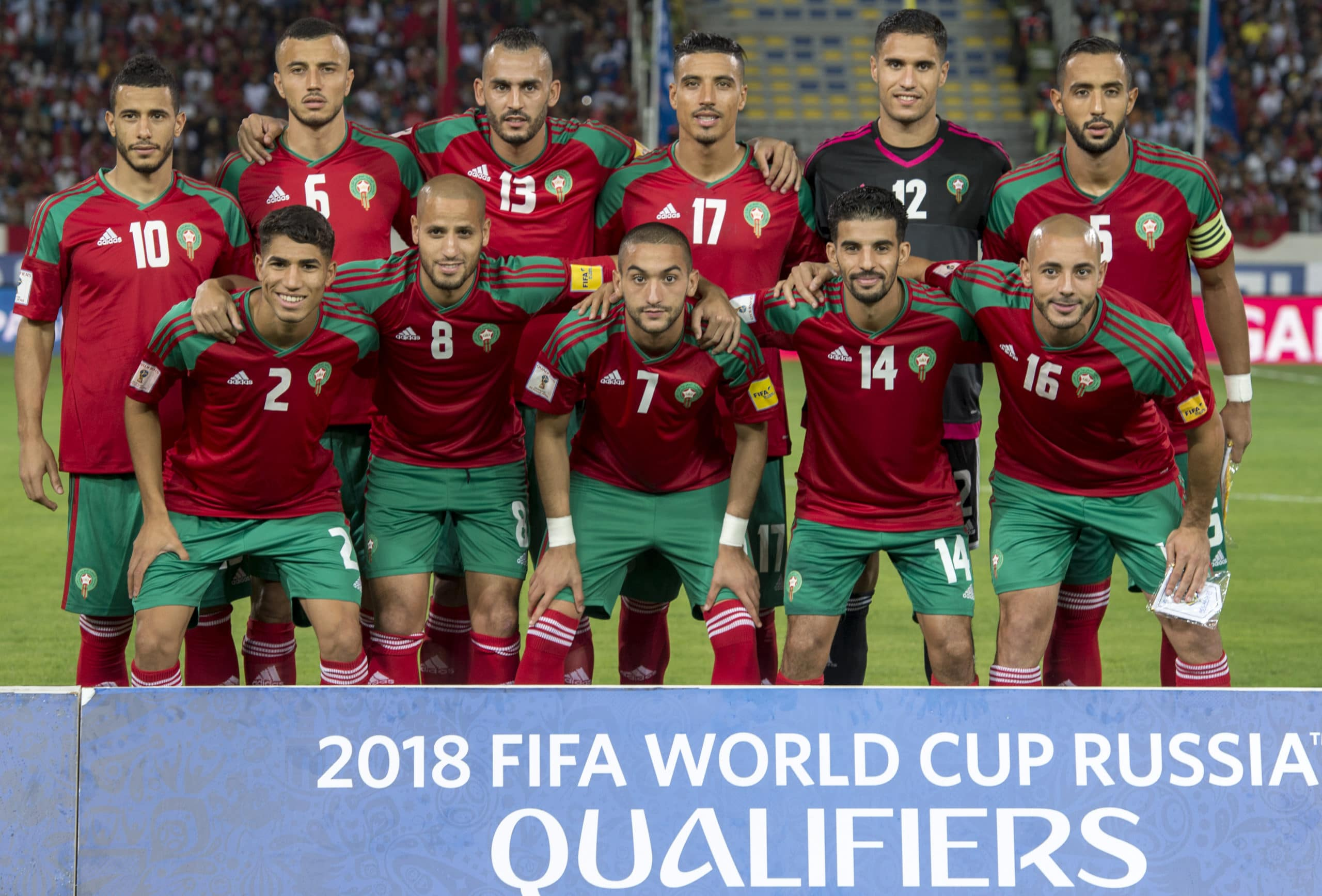 Fußballnationalmannschaft von Marokko