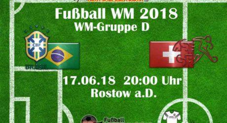 WM 2018 Vorrunde * Fußball heute am 17.6. – Wer spielt heute? ZDF live