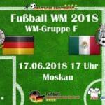 Wann spielt Deutschland heute im TV? - Fußball WM heute am Sonntag im TV