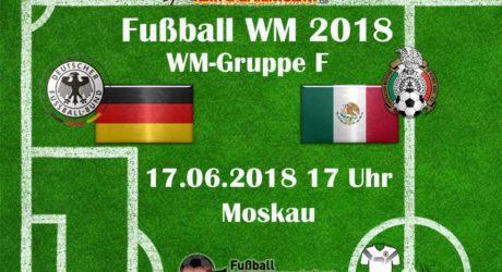 Wann spielt Deutschland heute im TV? – Fußball WM heute am Sonntag im TV