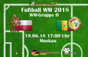 Fußball heute um 17 Uhr: Polen gegen den Senegal #POLSEN