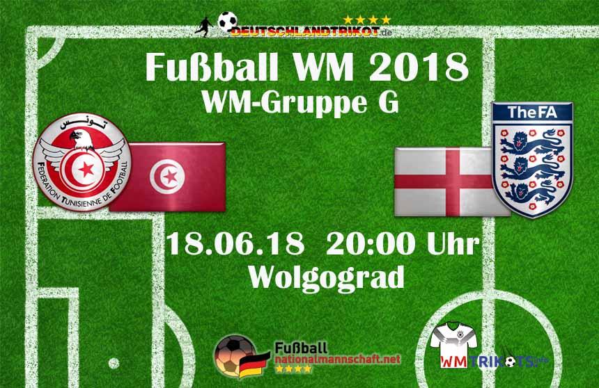 Tunesien Gegen England Heute Bei Der Fusball Wm