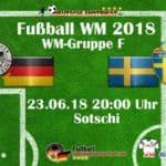 Fußball heute am 23.6. * Wer spielt heute?  Alle Ergebnisse * Wann spielt Deutschland?