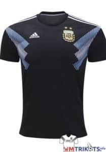 Argentiniens WM Awaytrikots 2018
