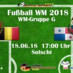 WM 2018 Vorrunde * Fußball heute am 18.6. – Wer spielt heute? ARD live + WM-Ergebnisse