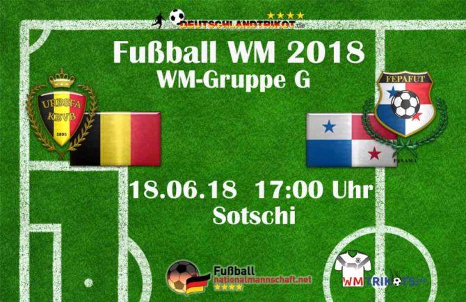 Fußball heute: Belgien gegen Panama ist das Topspiel des Tages um 17 uhr.
