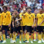 Fußball Nationalmannschaft von Belgien