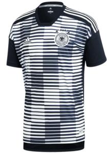 Das neue DFB Prematch Short von adidas.