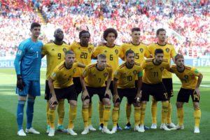 Belgien hat viel vor bei dieser Fußball-WM - heute geht es gegen England, der erste wahre Test! Marco Iacobucci EPP / Shutterstock.com