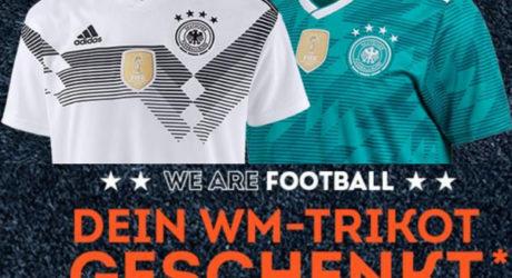Sport Scheck WM 2018 Gewinnspiel: Das neue Deutschland Trikot gratis…