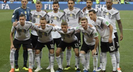 Aufstellung heute: Länderspiel Deutschland – Schweden