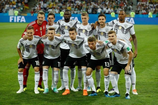 Update Aufstellung Heute Landerspiel Deutschland