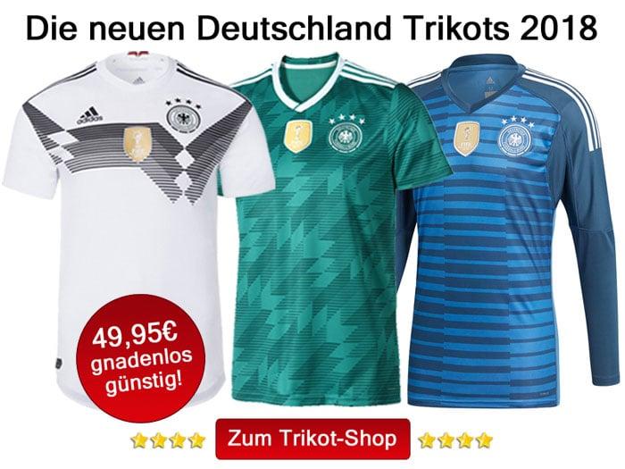 Das neue WM Trikot 2018 kaufen
