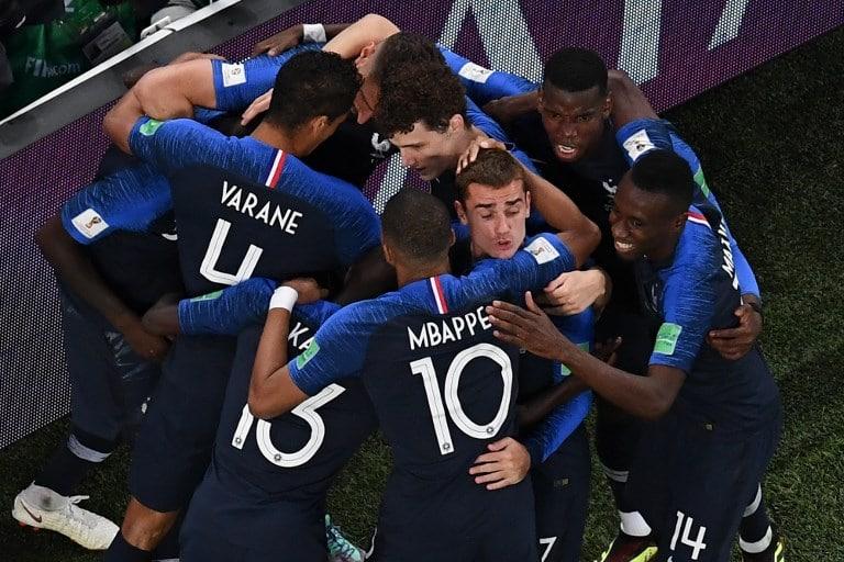 Fußball heute Ergebnis: WM Finale heute Frankreich gegen Kroatien ab 17 Uhr ZDF live  * Aufstellungen