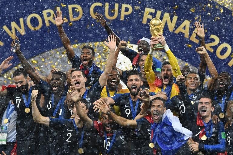 Fussballnationalmannschaft Von Frankreich