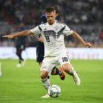 Fussball heute Abend: 20.03.2019 Freundschaftsspiel Deutschland - Serbien in Wolfsburg