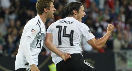 Spielbericht: Deutschland – Serbien (1:1)