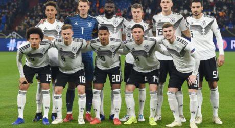 Länderspiel heute * Die Aufstellung Deutschland gegen Weißrussland (RTL live)