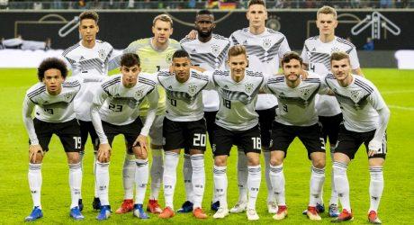 Deutschland Weissrussland 2019