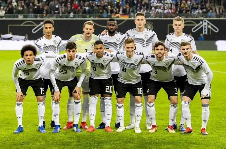 FuГџball Quali Deutschland
