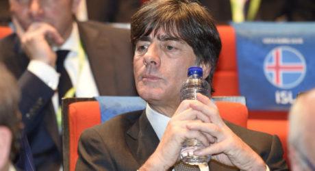 Bundestrainer Joachim Löw hört nach der Fußball EM 2020 auf!