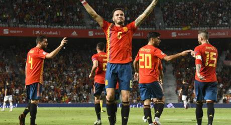 Fussball heute Abend: UEFA Nationen Liga Donnerstag 15.11.2018