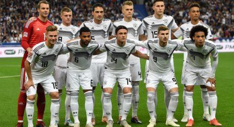Vorschau: Deutschland – Niederlande EM Quali Gruppe C